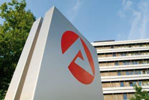 Foto der Zentrale der Bundesagentur für Arbeit in Nürnberg