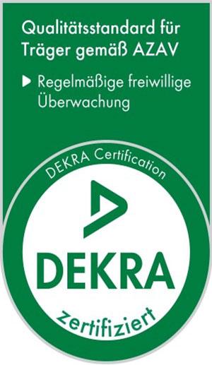 Bild Logo DEKRA Akademie GmbH